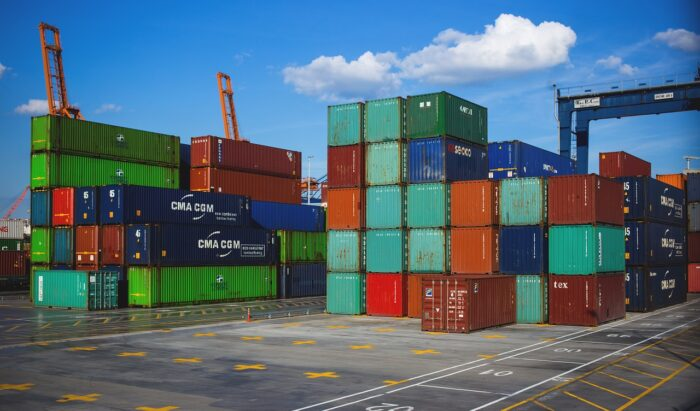 port, pier, cargo containers-1845350.jpg